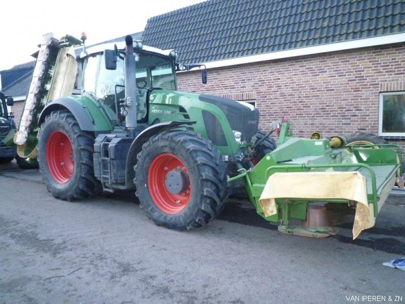 Fendt 930 - Krone / Steenwijk