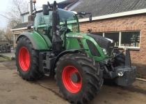 Fendt 724 SCR / de Jong