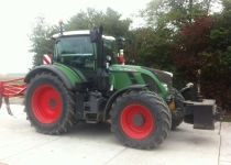 Fendt 724 SCR / Evertsen