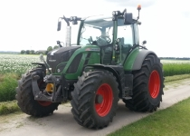 Fendt 514 Power / Rodenburg