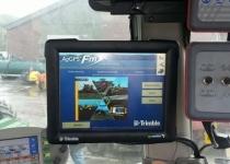 Trimble Autopilot GPS / Kranenburg